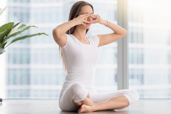 Yoga for sense organs